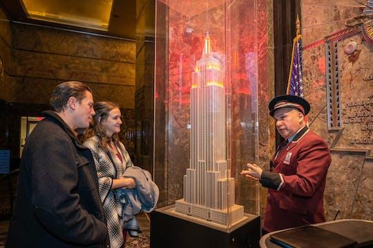 Tour privato con accesso completo all'Osservatorio dell'Empire State Building