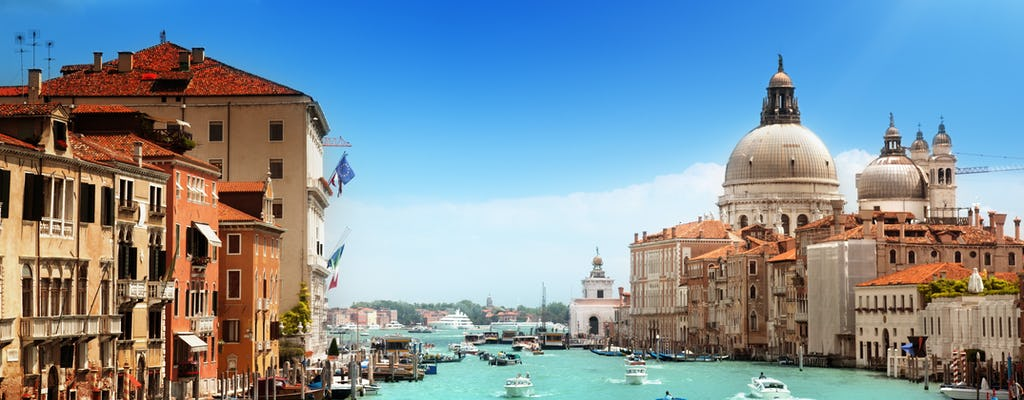 Venice private day-trip by train from Verona