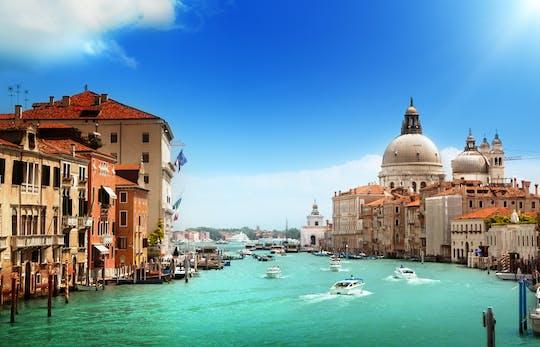 Частная однодневная поездка в Венецию на поезде из Вероны
