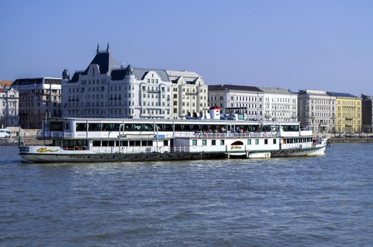 Будапештский круиз по реке Дунай