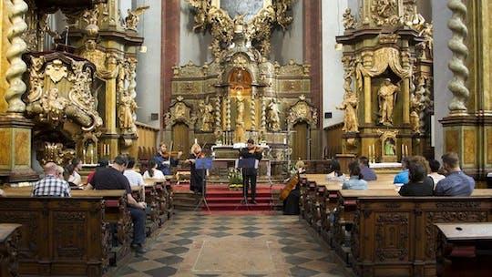 Concerto d'organo a Sv. Chiesa Jiljí a Praga