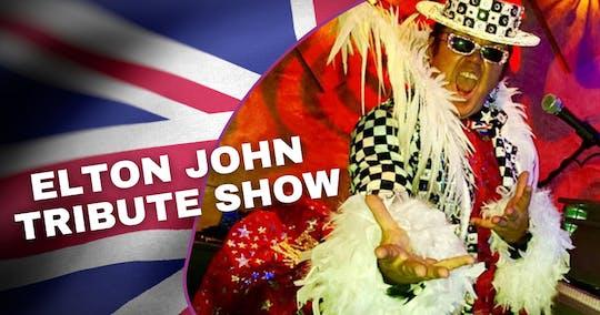 Tickets to Elton John tribute show in Myrtle Beach