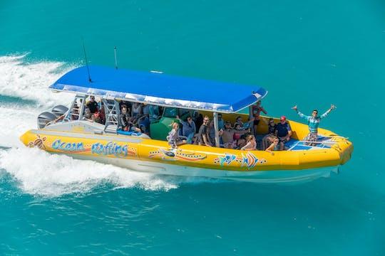 Tour de rafting nas Ilhas Whitsunday do Norte