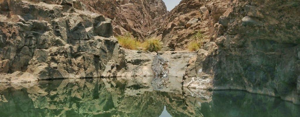 Passeio no deserto com passeio pelas piscinas de Wadi Shawaka