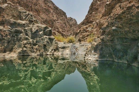 Viaggio nel deserto con tour delle piscine di Wadi Shawaka
