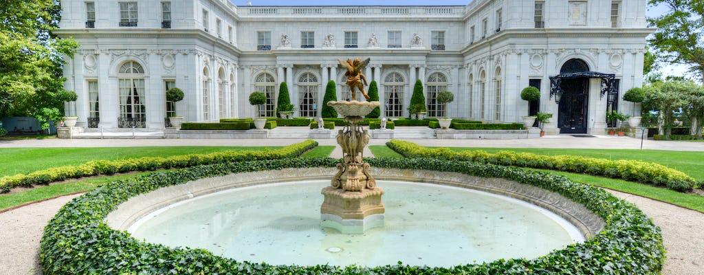 Tagesausflug nach Newport Mansions von Boston