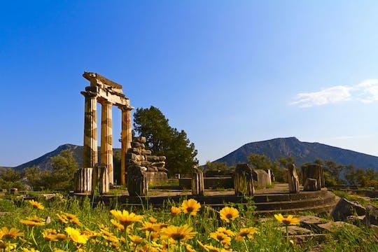 Tour de un día a Delfos desde Atenas
