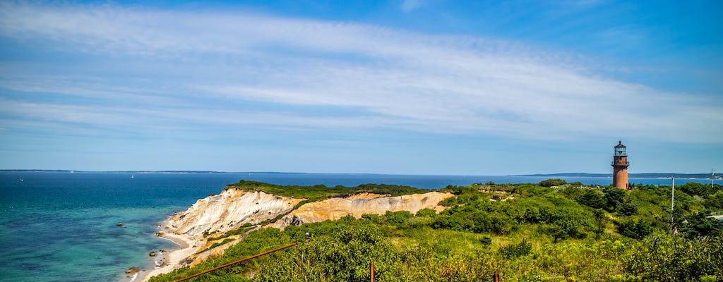 Tagesausflug nach Martha's Vineyard von Boston mit optionaler Inseltour
