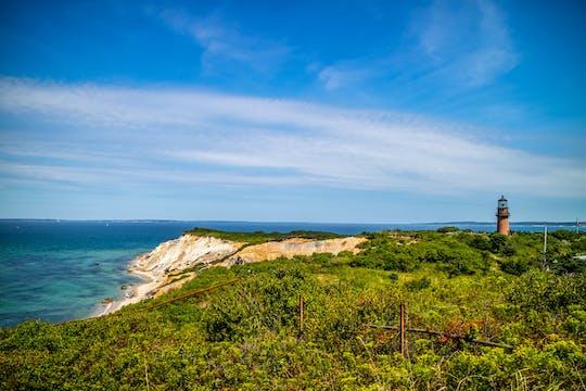 Однодневная поездка в Мартас-Виньярд из Бостона с дополнительной экскурсией по острову