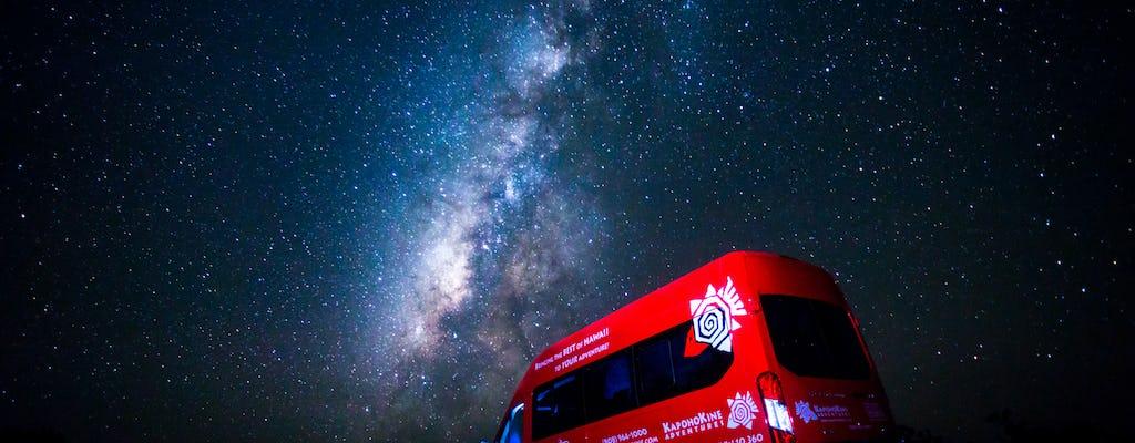 Visite astronomique du Mauna Kea au départ de Hilo