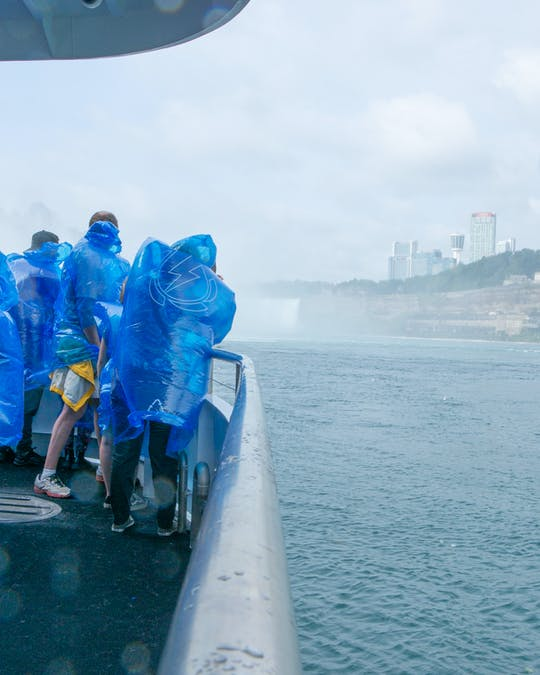 Niagara Falls adventure tour with boat ride & Observation Tower entry