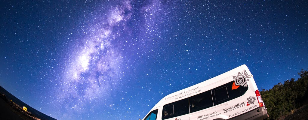 Mauna Kea astronomical tour from Kona