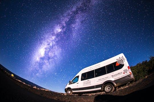 Passeio astronômico de Mauna Kea saindo de Kona