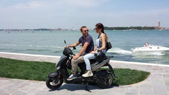 Locação de Scooter Lido of Venice 50cc