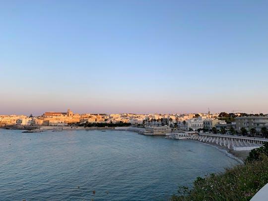 Otranto bei Nacht - ab Salento Adriatische Küste