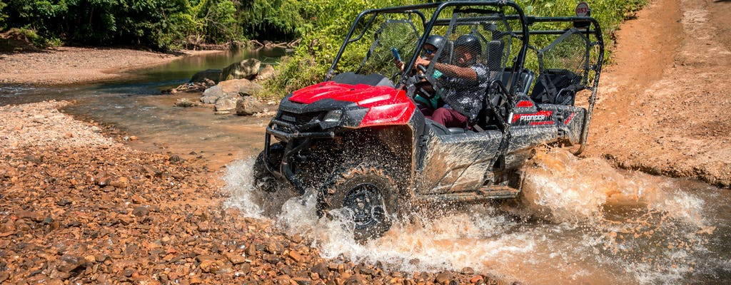 Small Group Buggy Tour to La Guama Waterfall