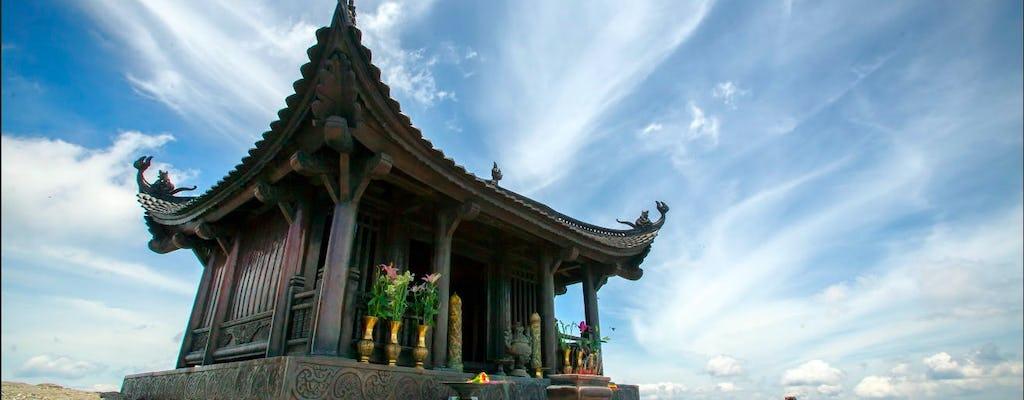 Excursión de un día a la montaña Yen Tu y la tierra de peregrinación desde Ha Long