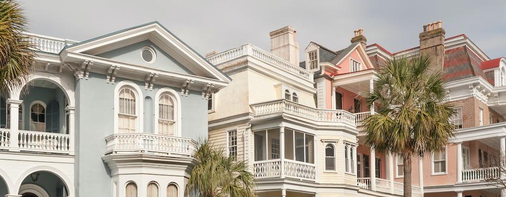 Charleston's historische stadstour en Southern Mansion-combinatie