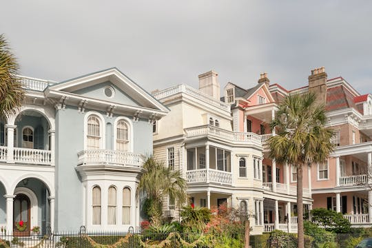 Charleston's Historic City tour and Southern Mansion combo