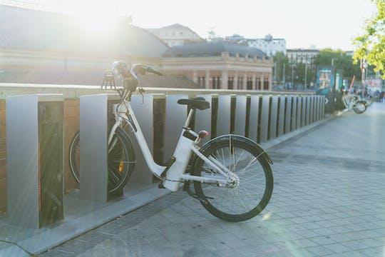 Lido of Venice E-bike rental