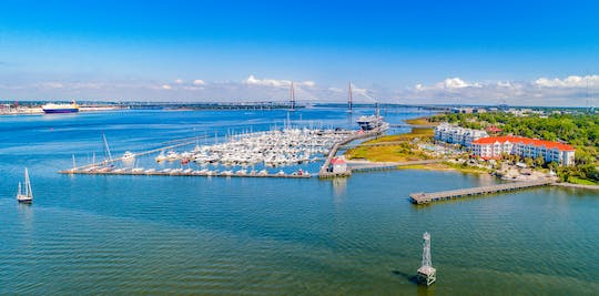 Charleston's Historic City tour and live narrated Harbor Cruise