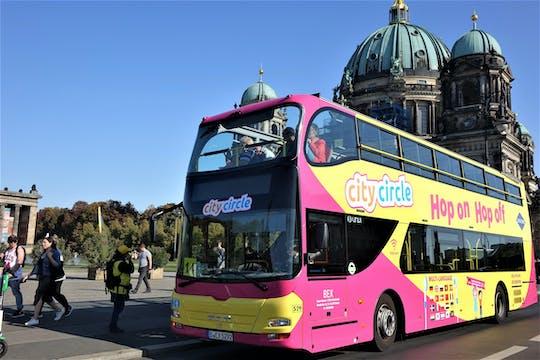 Il meglio di Berlino: tour hop-on hop-off di 24, 48 o 72 ore di City Circle