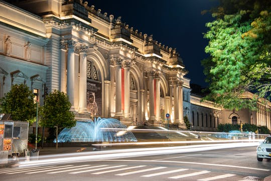 Tour de audio autoguiado del Museo Metropolitano de Arte