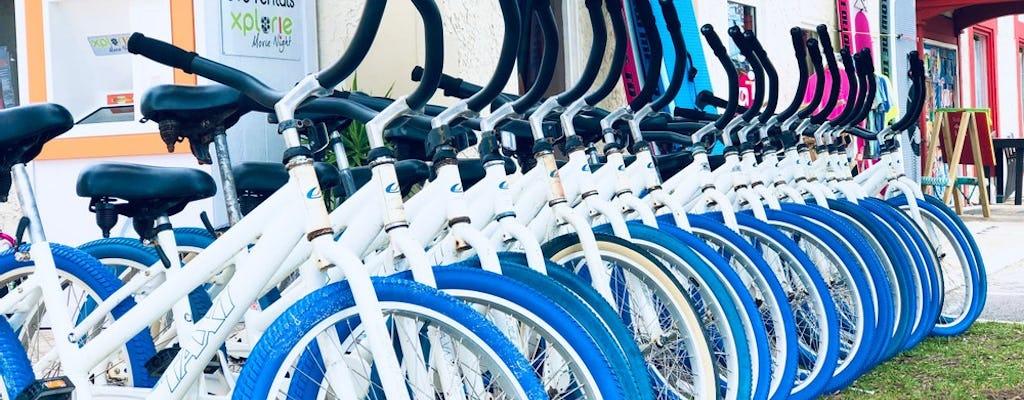 Jednodniowa wypożyczalnia rowerów w Destin
