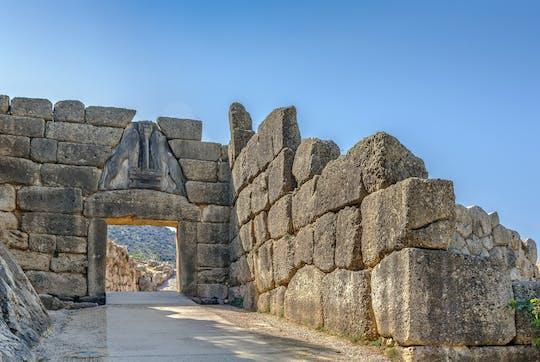 Excursión de un día a Micenas y Nauplia desde Atenas