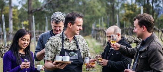 Visite d'expérience culinaire dans la Hunter Valley au départ de Sydney