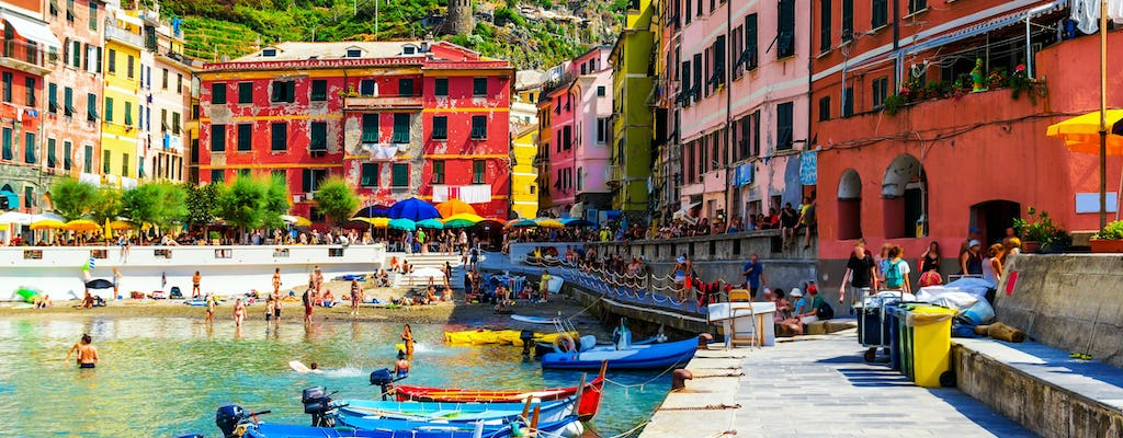Cinque Terre experience with a private guide