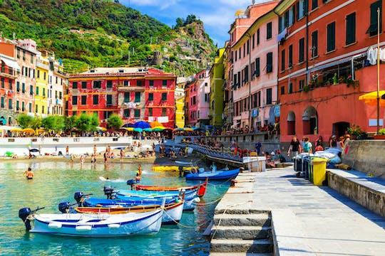Doświadczenie Cinque Terre z prywatnym przewodnikiem