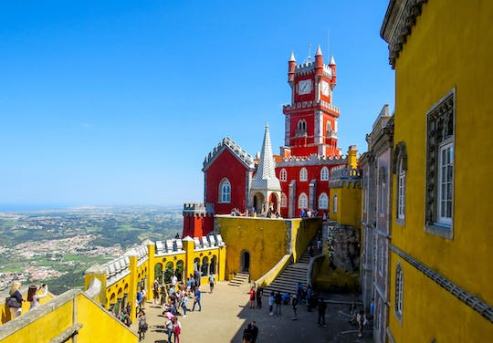 Sintra and Cascais small-group tour from Lisbon
