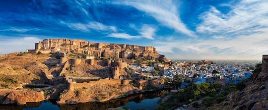 Visita guiada aos artesãos de Singhasini em Jodhpur