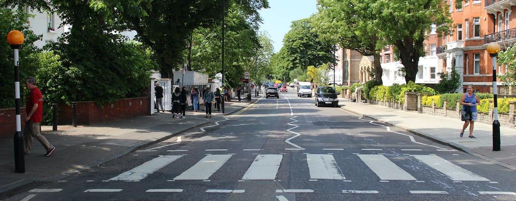 Wycieczka autobusowa Beatles Magical Mystery London