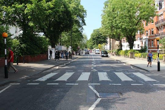 Tour en autobús de los Beatles Magical Mystery por Londres