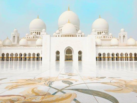 Abu Dhabi city and Warner Bros. from Abu Dhabi