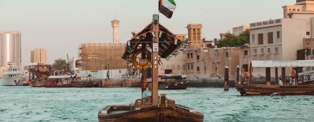 City tours tradicionais de Dubai e tour pela cidade de Abu Dhabi