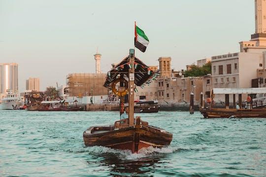 Tour della città tradizionale di Dubai e tour della città di Abu Dhabi