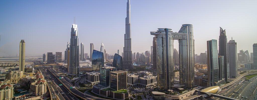 Dubai and Burj Khalifa private tour from Ras Al Khaimah