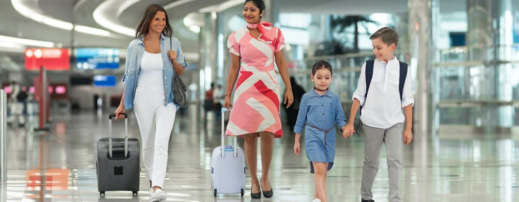 Airport meet and greet service in Dubai