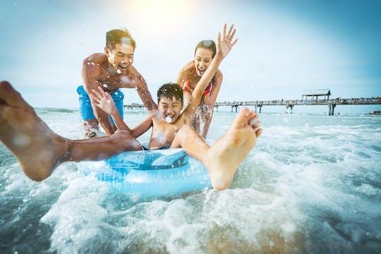 Gita di un giorno a Clearwater Beach con trasporto