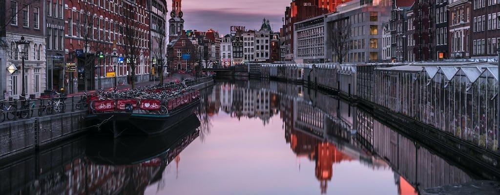 Experiência de cruzeiro com café da manhã de Amsterdã