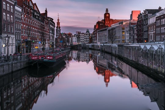 Frühstücks-Kreuzfahrterlebnis ab Amsterdam
