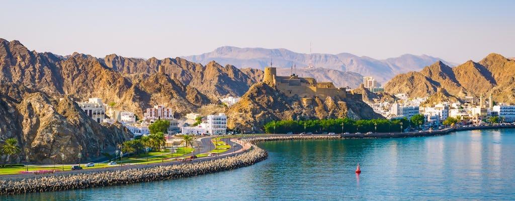 Halve dag Muscat City Tour