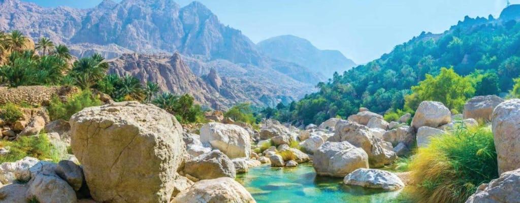 Descubre el sur y Wadi Shab