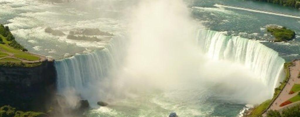 Excursão turística de dia inteiro entre Toronto e Niagara Falls