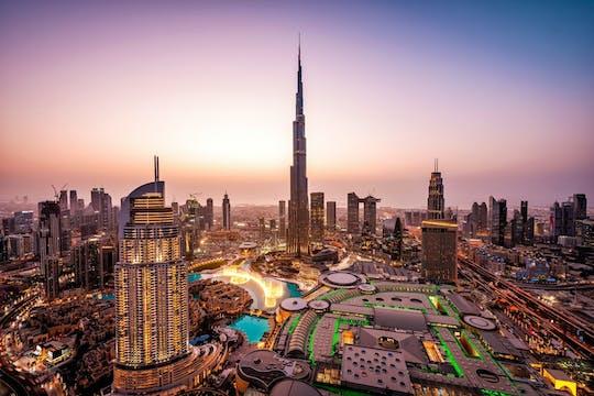 Дубаи полный рабочий день с Бурдж Халифа в Абу-Даби