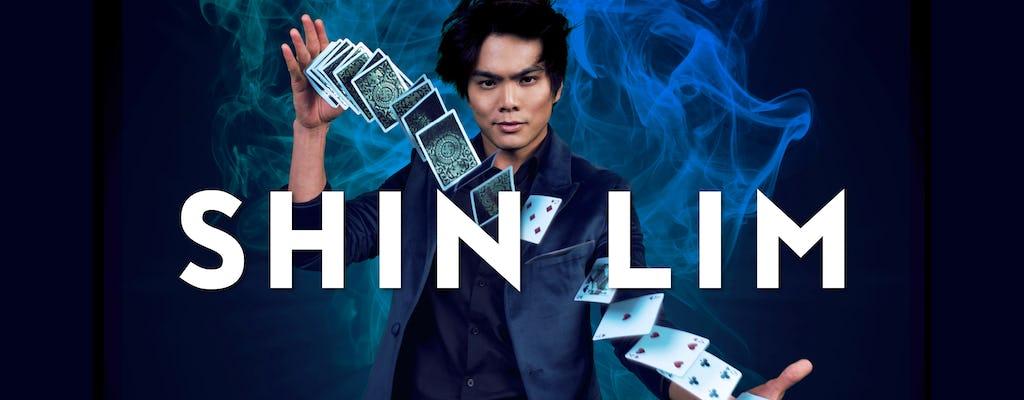 Shin Lim: LIMITLESS de ingressos em Las Vegas