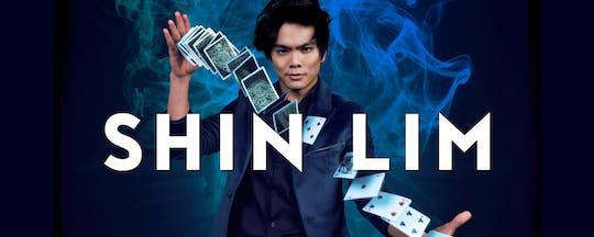 Shin Lim: boletos ILIMITADOS en Las Vegas